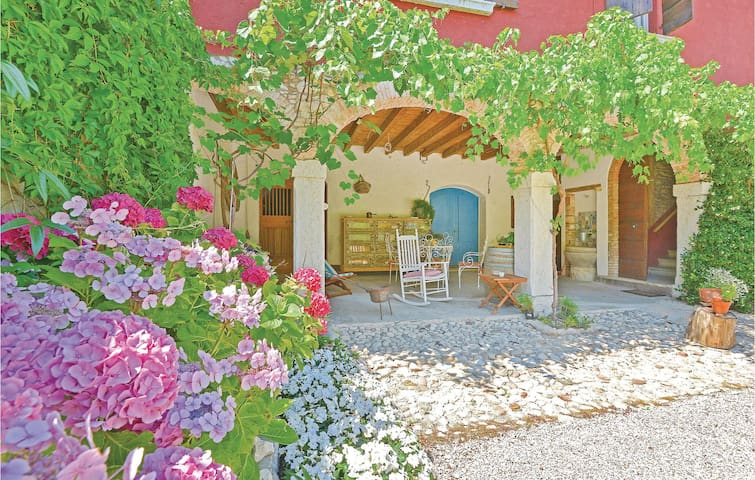 Holiday apartment with 1 bedroom on 75m² in Manerba del Garda BS
