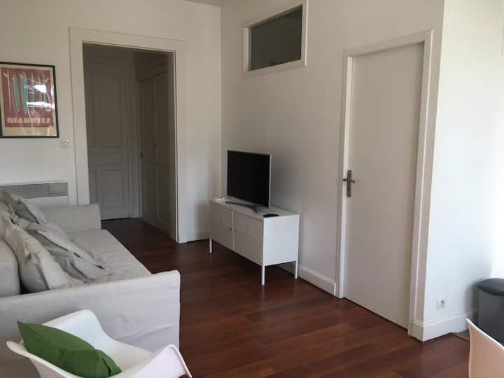 Appartement Biarritz à deux pas des Halles