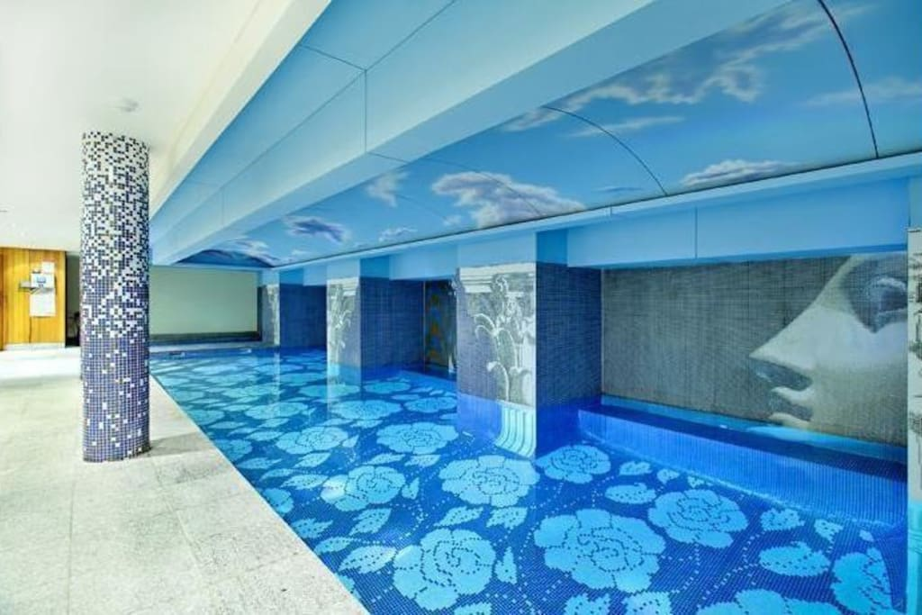 ACTIVITY Enjoy our pool facilities.  Includes a sauna, large hot spa and semi heated lap pool (amazing mosaic; a truly relaxing  ambience)