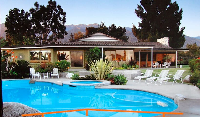 MidCentury Dream House in Pasadena - Pasadena - House