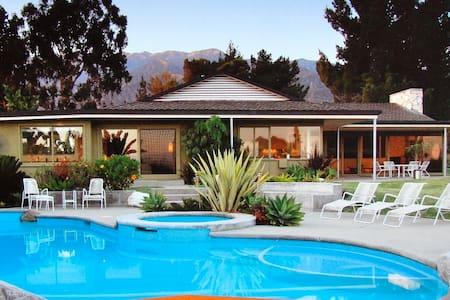 MidCentury Dream House in Pasadena - Pasadena - Σπίτι