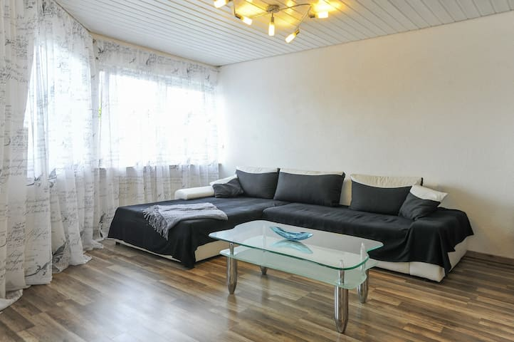 Ferienwohnung Klenk - 3 - Ostfildern - Apartament