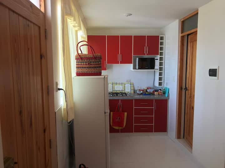 Small New Flat in Paracas