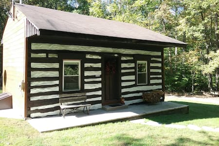 Cozy Cabin at Sugarloaf Mountain - Dickerson - Chatka