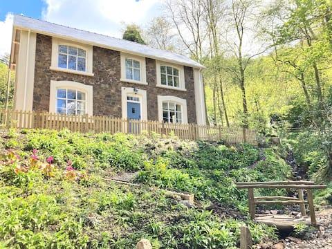 Meris's - A cosy woodland cottage