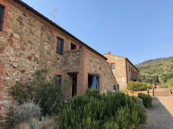 Casetta tre Poderi - Appartamento Papaveri Toscana
