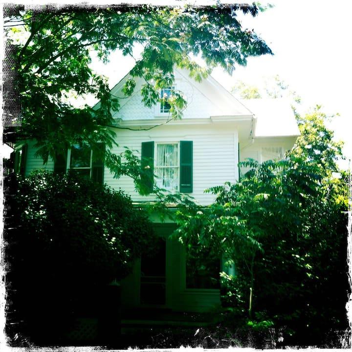 Victorian House on the Chesapeake