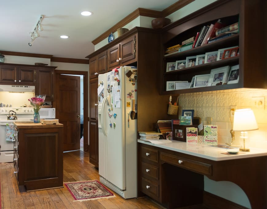 Large Kitchen to Use