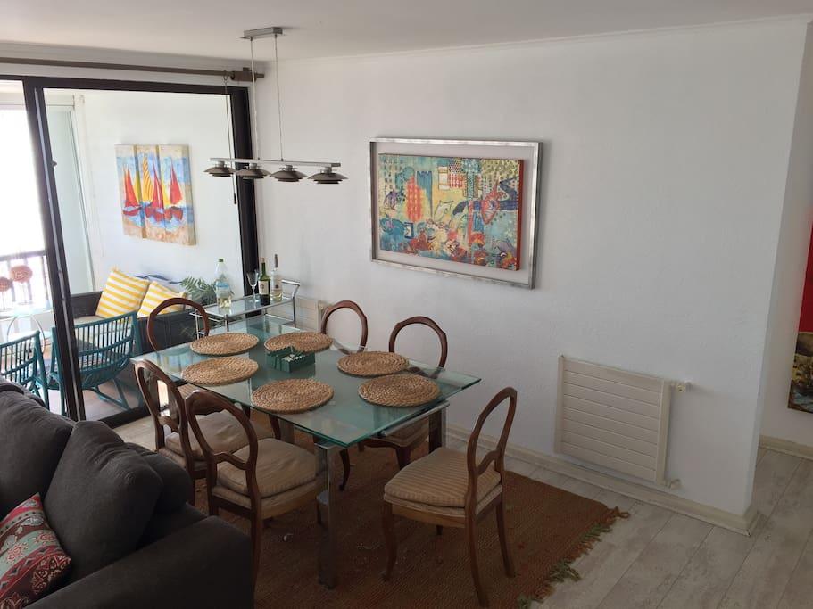 Comedor /Dinning Room