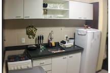 Cozinha equipada