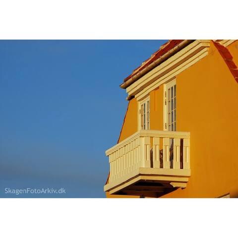 Jeckels hotel i Gl. Skagen med smuk havudsigt - Skagen - Wohnung