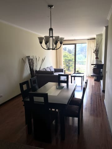 Fantástico Apartamento Amueblado en Zona 14 - Guatemala - Condominium