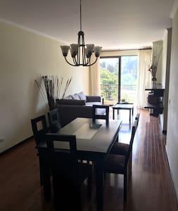 Fantástico Apartamento Amueblado en Zona 14 - 危地马拉 - 公寓