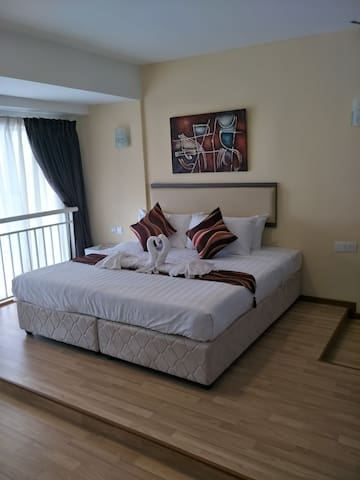 3 Bedrooms Spacious Apartment Ayer Keroh Melaka