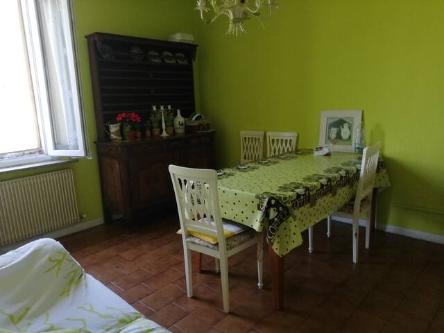 camere singole in casa padronale marameo