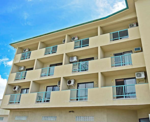 West Coral Reef Apartment Building