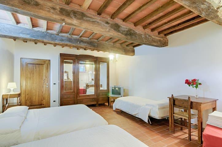 Casa Podere San Firenze B&B - Arezzo - Wohnung