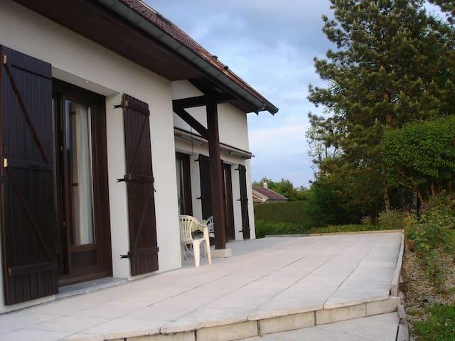 Chambres d'hôtes Champagnole (jura) - Champagnole - Casa