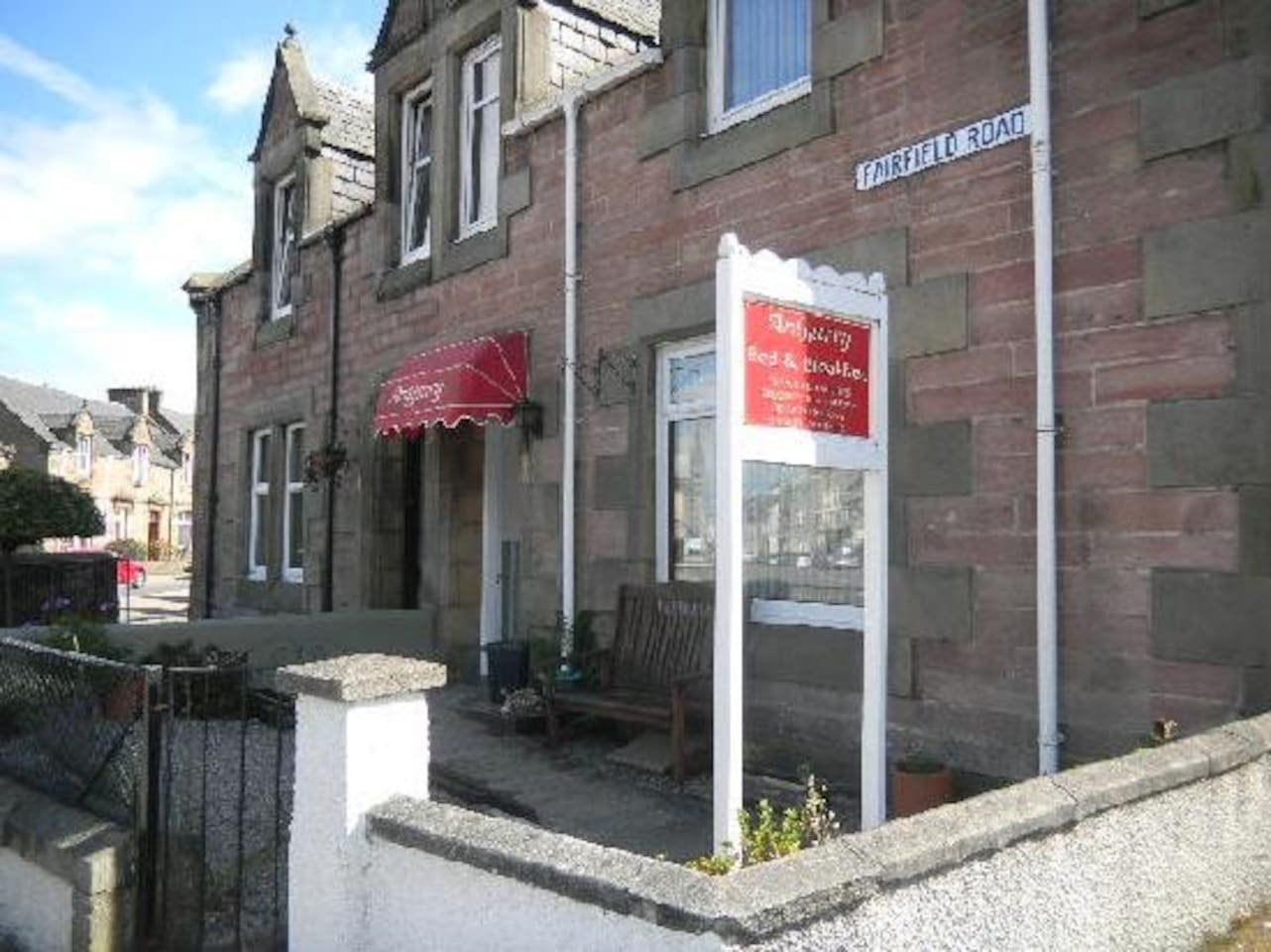 Single room, Ardgarry Guest House
