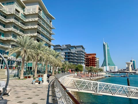 Stunning One Bedroom Sea View Apartment