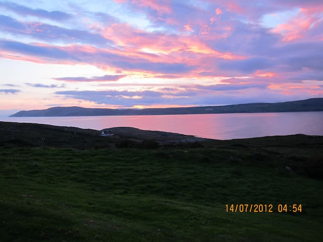 NEW2014! Stunning panorama bay view - Schull - House