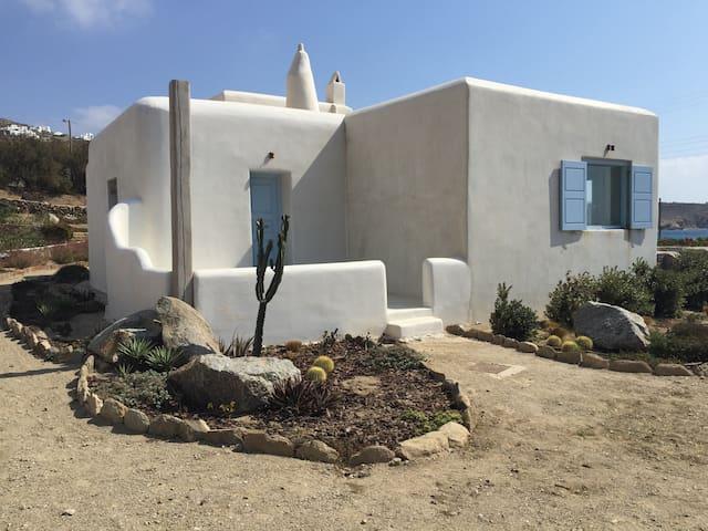 A Hideaway on Mykonos - Agios Stefanos - Huis