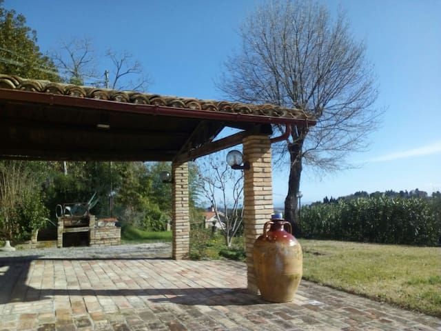 Little country house a S. Andrea in Villis - Fano