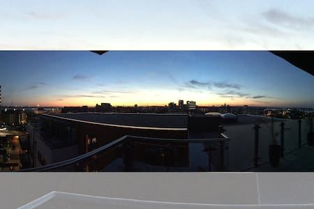 7th Floor Panoramic Double - Southampton - Apartment