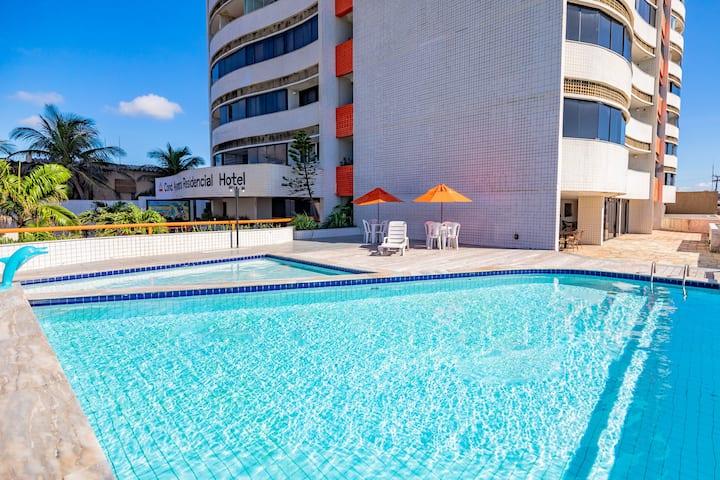 Sol Praia Ayambra Hotel -  Piscinas Naturais