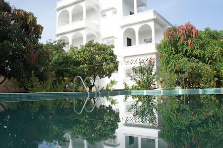 La maison du confort de Ngaparou  - Ngaparou - Villa