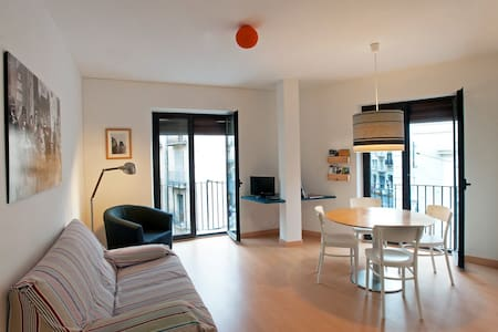 Cosy apartment / Downtown Figueres - Figueres