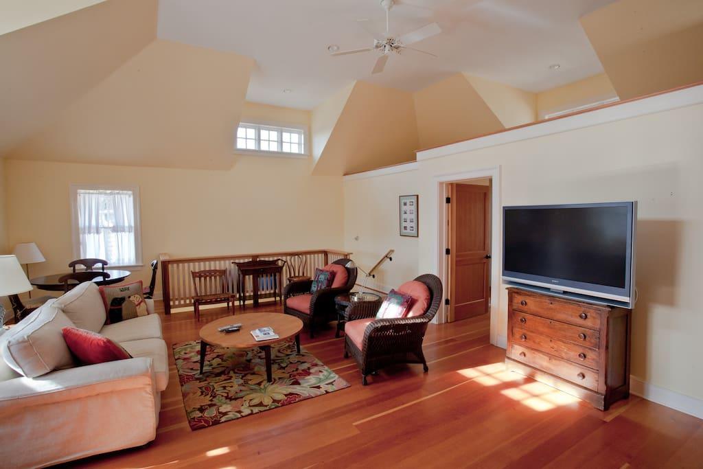 Main Room Looking Towards Stairs