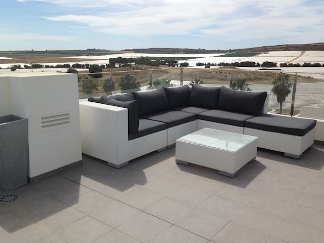 LA FINCA GOLF Duplex contemporain - ALGORFA - Appartement
