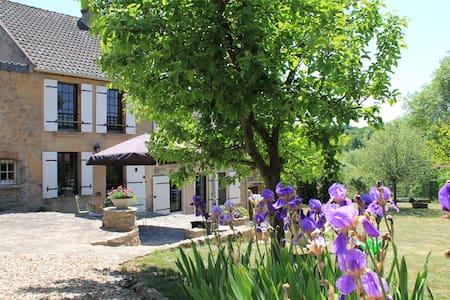 Prachtig huis vlakbij Vezelay - Island