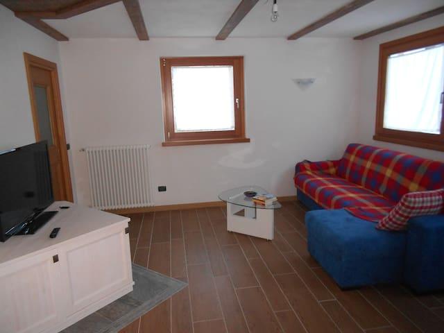 Appartamento in villa indipendente