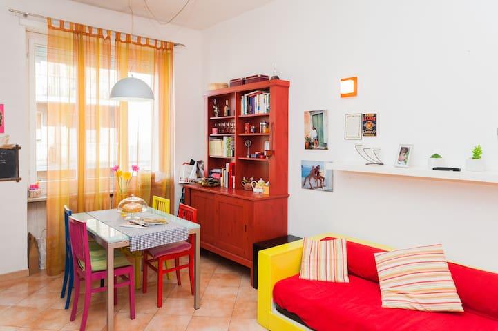 Jewel apartament in Borgo San Paolo