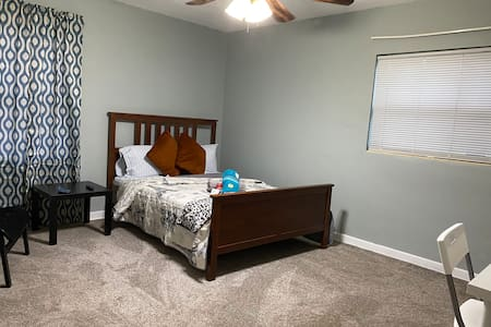 Beautiful executive room with private bathroom