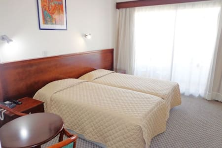 Small & Friendly Town Centre Hotel  - Paphos