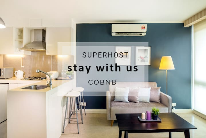 Bukit Bintang Classical Cozy 1 Bedroom unit #FL10