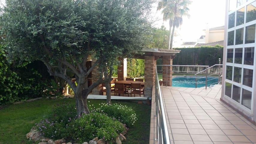 Chalet con piscina cerca de Palma - Marratxí - Faház