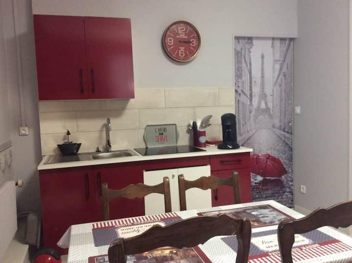 """""""Le Studio du Garage"""" au coeur de Chaumont"""