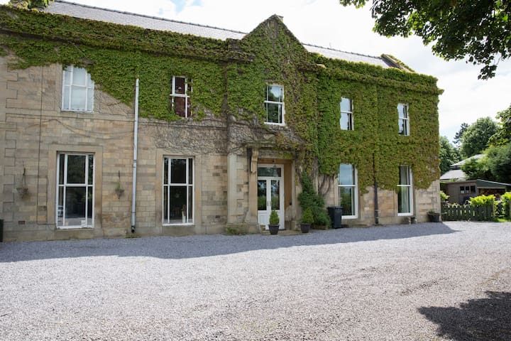 Anston Hall - Double Rooms x 2 (booked separately)
