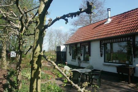 Landelijk woning mooi gelegen  - Dedemsvaart - ที่พักพร้อมอาหารเช้า