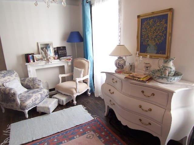 Chambre d'hôtes de charme petits déjeuners inclus - Esquibien - Dom