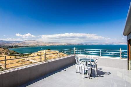 Kinneret Serenity- Luxury House