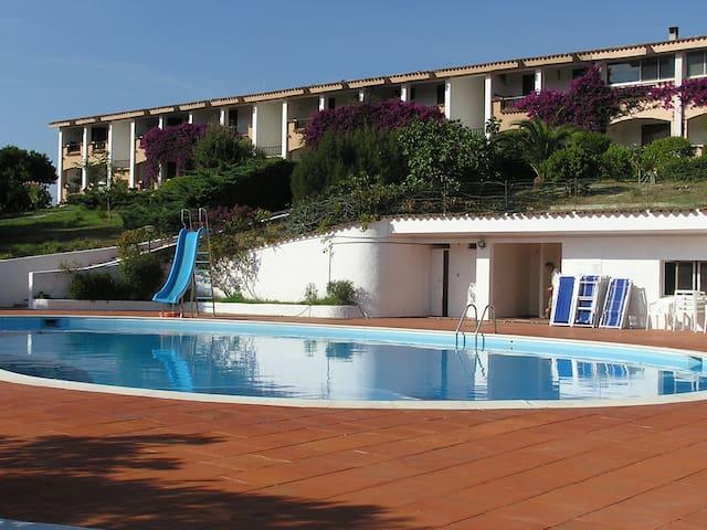 Residence Pinnetta - Bilocale con piscina