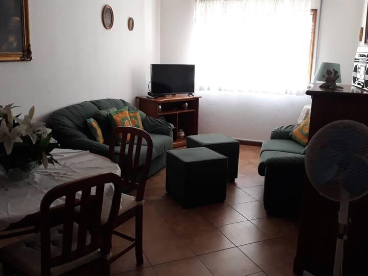Apartamento Aguas Santas. 2 camas.