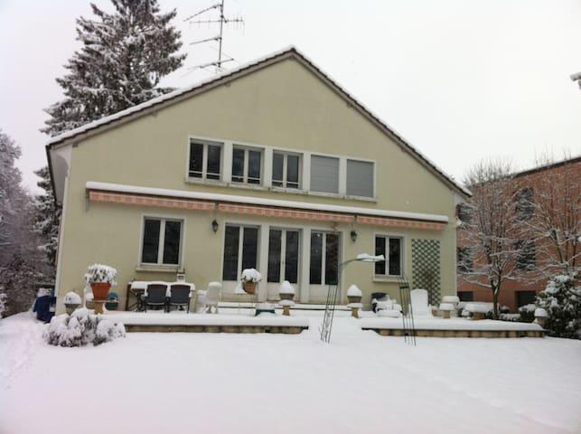 maison claire - Chêne-Bourg - Talo