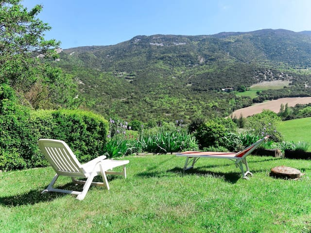 Holiday home Le Buis in beautiful countryside location