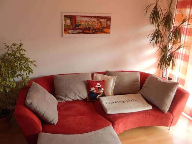 Privatzimmer in ruhiger Lage - Feldkirch - Apartment